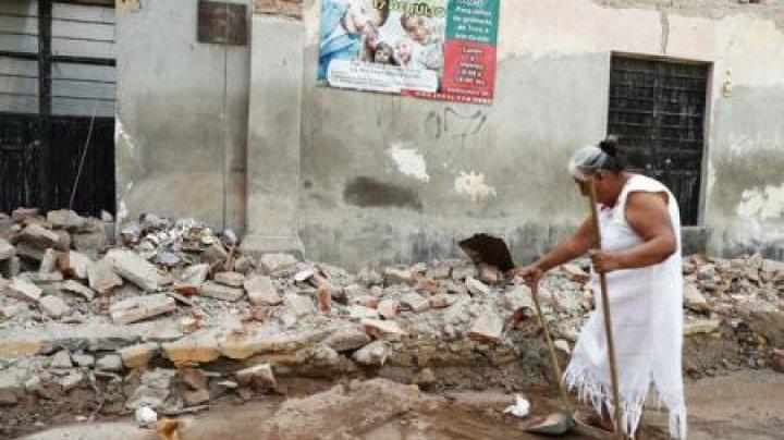95 de persoane au murit, iar aproximativ 2,3 milioane au avut de suferit în urma seismului din Mexic