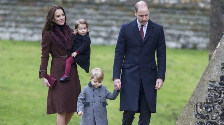 VESTE MARE la Palatul Kesington! Ducesa Kate Middleton este însărcinată pentru a treia oară
