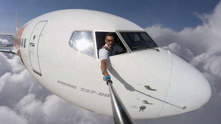 Pilotul care a stârnit controverse pe rețelele de socializare. Ce a postat (FOTO)