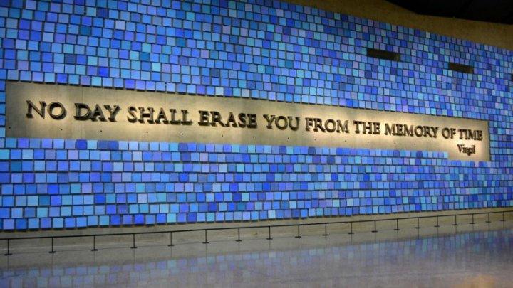 Memorialul 11 septembrie: O construcţie ce transmite emoţii puternice (FOTO)