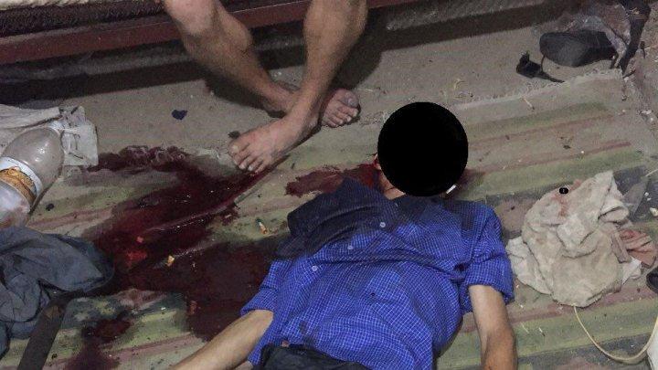 Crimă la Anenii Noi. Un bărbat a fost omorât de doi amici de pahar
