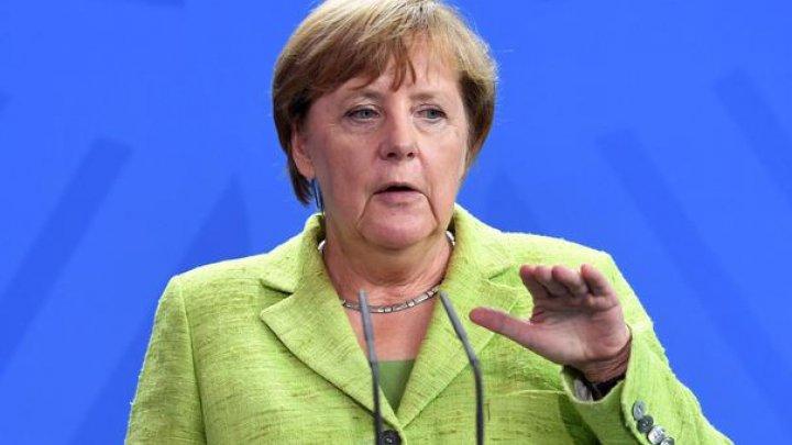 Cancelarul german Angela Merkel preferă organizarea alegerilor legislative anticipate în locul unui guvern minoritar