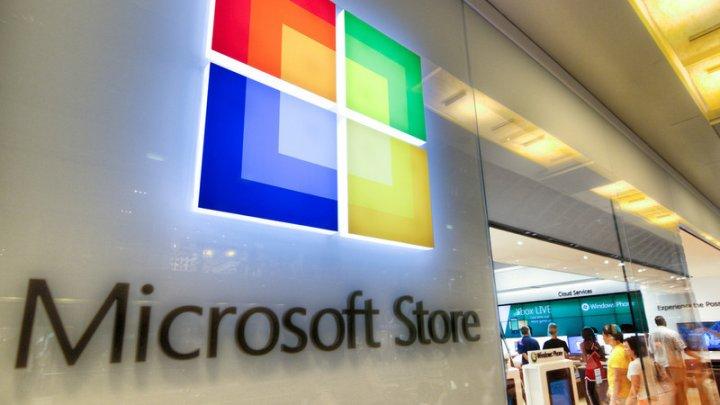 Windows Store devine Microsoft Store şi primeşte un nou logo