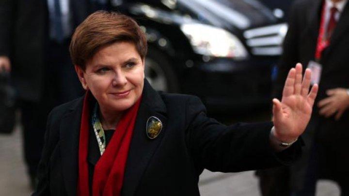 Polonia dorește o reformă internă a UE și închiderea frontierelor