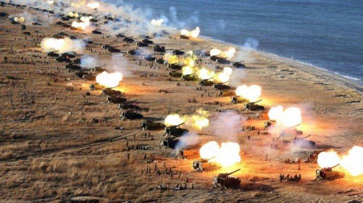 Acțiunile provocatoare care ar putea declanșa războiul cu Coreea de Nord în luna octombrie