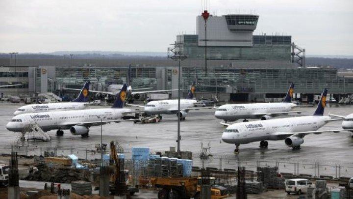 Amenințare cu bombă. Aeroportul din Frankfurt a fost evacuat parțial