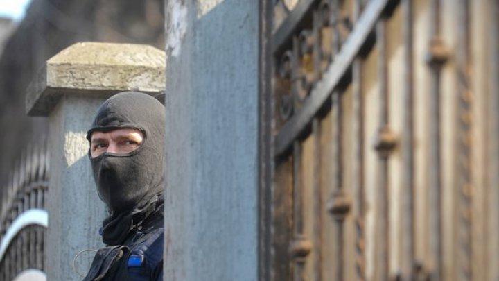 Bărbat reţinut pentru ACTE DE TERORISM. El ar fi vrut să bombardeze trupele speciale române ale MAI