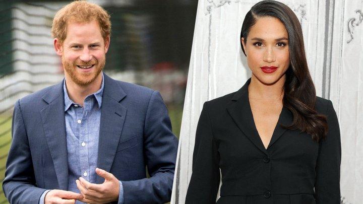 Prinţul Harry al Marii Britanii şi iubita lui Meghan Markle sunt VERIŞORI