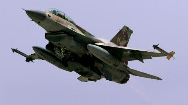 Israelul bombardează sistematic Siria pentru a împiedica influența Iranului în zonă