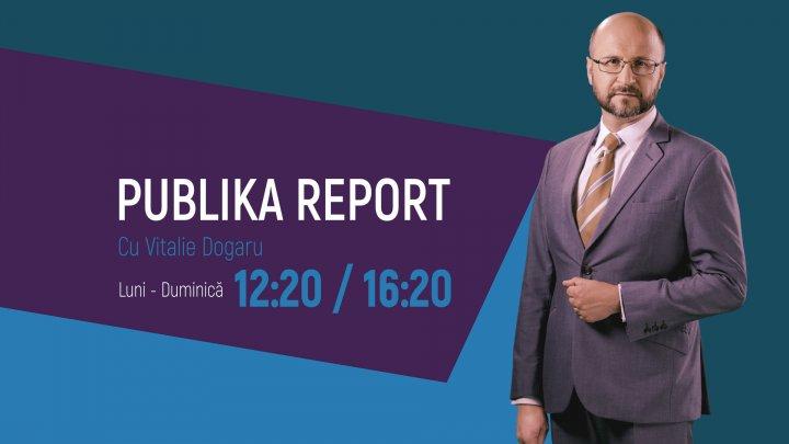 PUBLIKA REPORT 16.20. Supraviețuirea la adolescenți