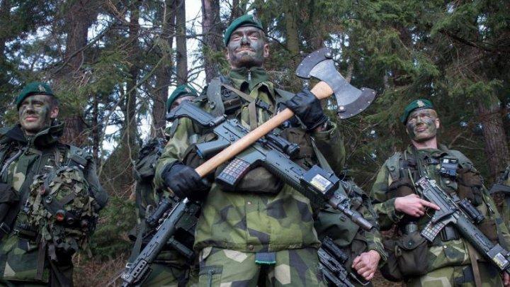 Suedia a lansat cele mai ample exerciţii de război din ultimii 20 de ani. Care este motivul