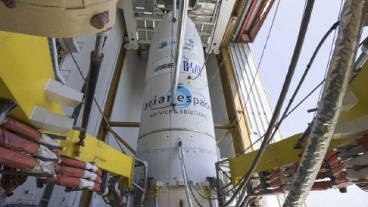 Racheta Ariane 5 va fi totuşi lansată vineri, după ce decolarea i-a fost anulată în ultimul moment la începutul lunii