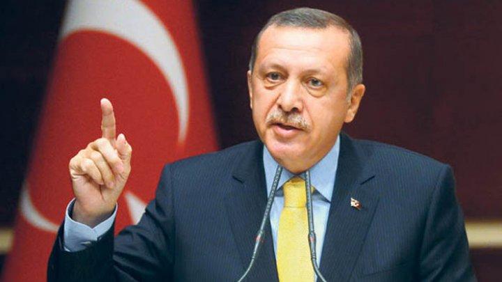 """Atena, """"îngrijorată"""" după afirmațiile făcute de Erdogan privind Tratatul de la Lausanne"""