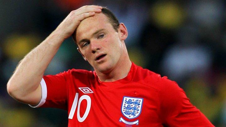 I-a fost ridicat permisul! Fotbalistul Wayne Rooney nu va putea conduce autovehicule timp de doi ani