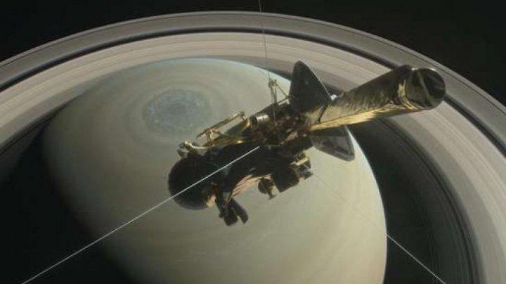 Anunțul de ultimă oră al NASA. Sonda Cassini se prăbușește pe Saturn