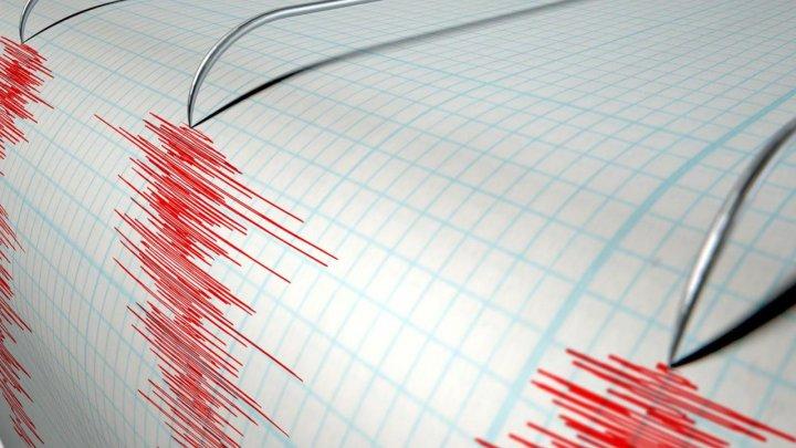 Cutremur de 6 grade pe scara Richter în Oceanul Pacific