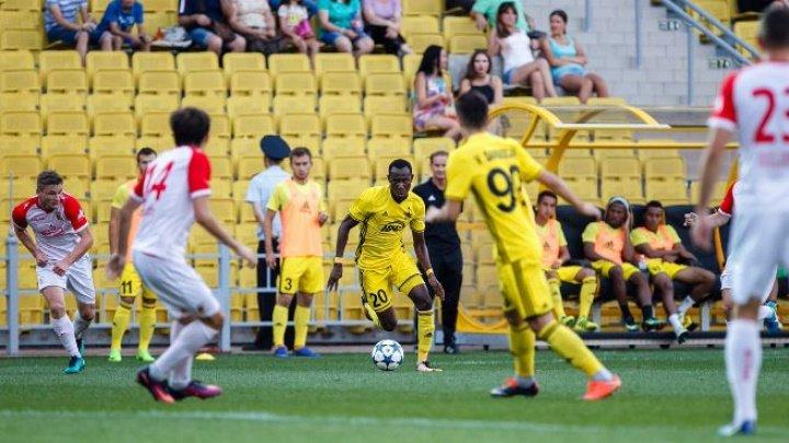 Golurile din meciul dintre Sheriff Tiraspol si FC Copenhaga vor putea fi detectate automat (VIDEO)