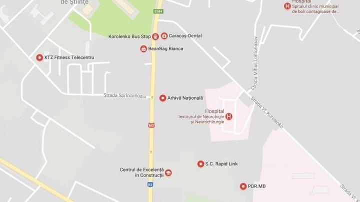 Pe strada Gheorghe Asachi din Capitală, va fi suspendat traficul rutier în zilele de sâmbătă şi duminică