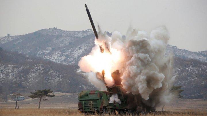 SUA condamnă acţiunile Coreei de Nord şi avertizează ca ar putea lansa un atac nuclear împotriva Phenianului