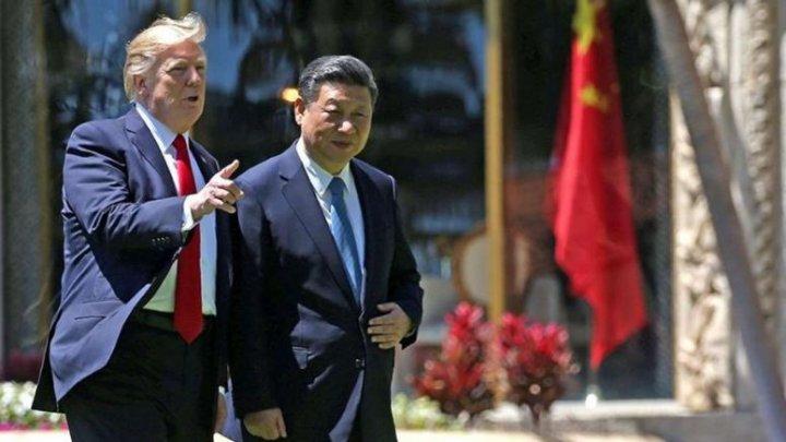 Donald Trump şi Xi Jinping au convenit să maximizeze presiunile asupra Coreii de Nord