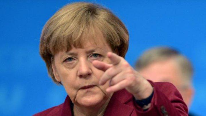 Angela Merkel vrea să schimbe regulile FIFA și UEFA