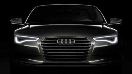 Constructorii de la Audi au publicat prima imagine cu noul A7. Motorul va avea 550 de cai putere (FOTO)