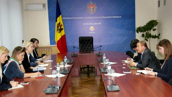 Coreea intenționează să lanseze în Moldova câteva proiecte în domeniul energiei inteligente, eficienței energetice și tehnologiilor informaționale
