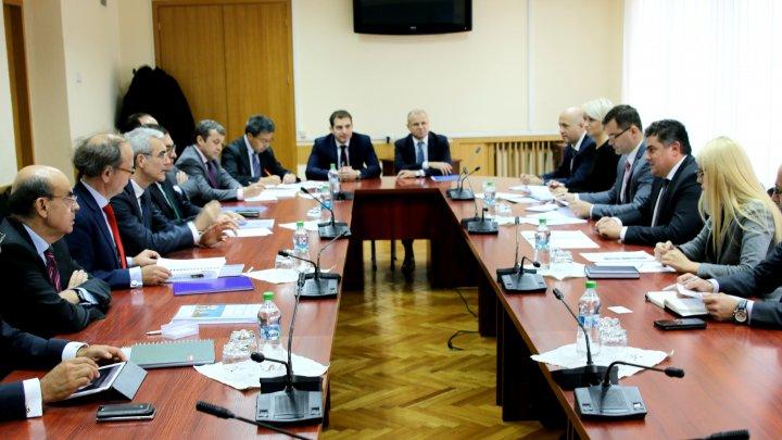 MEI și Consiliul Director BERD despre implementarea proiectelor de infrastructură și energetică