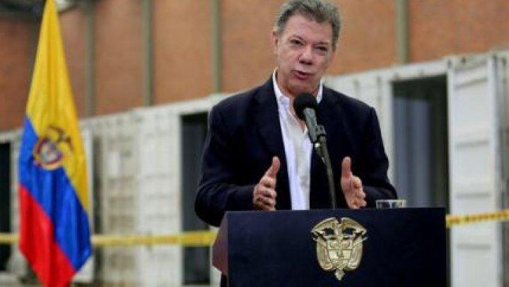 Columbia va cunoaște, începând de duminică, o încetare bilaterală a focului în conflictul dintre guvern și gherila ELN