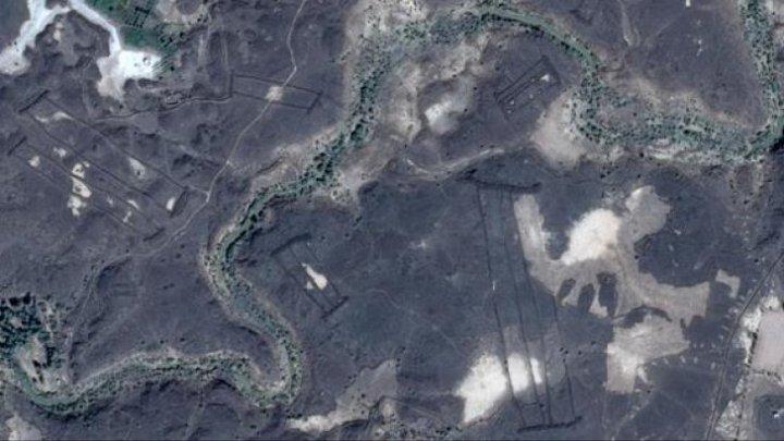 Mister arheologic scos la iveală de Google Earth. Unde se află (FOTO)