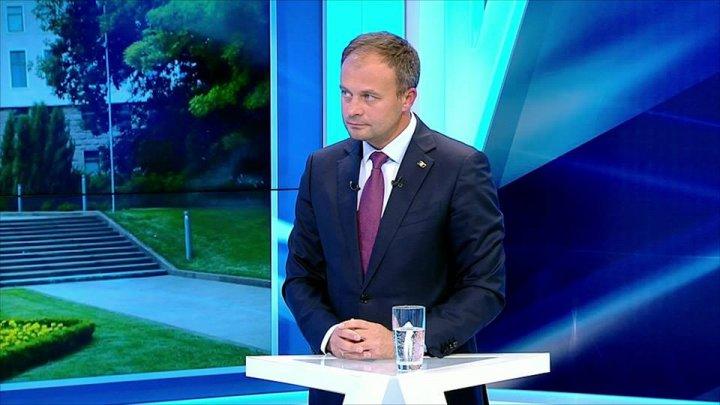 Andrian Candu: Partidul Democrat din Moldova va face coaliţie cu orice partid de dreapta care va trece în Parlament după alegerile din 2018