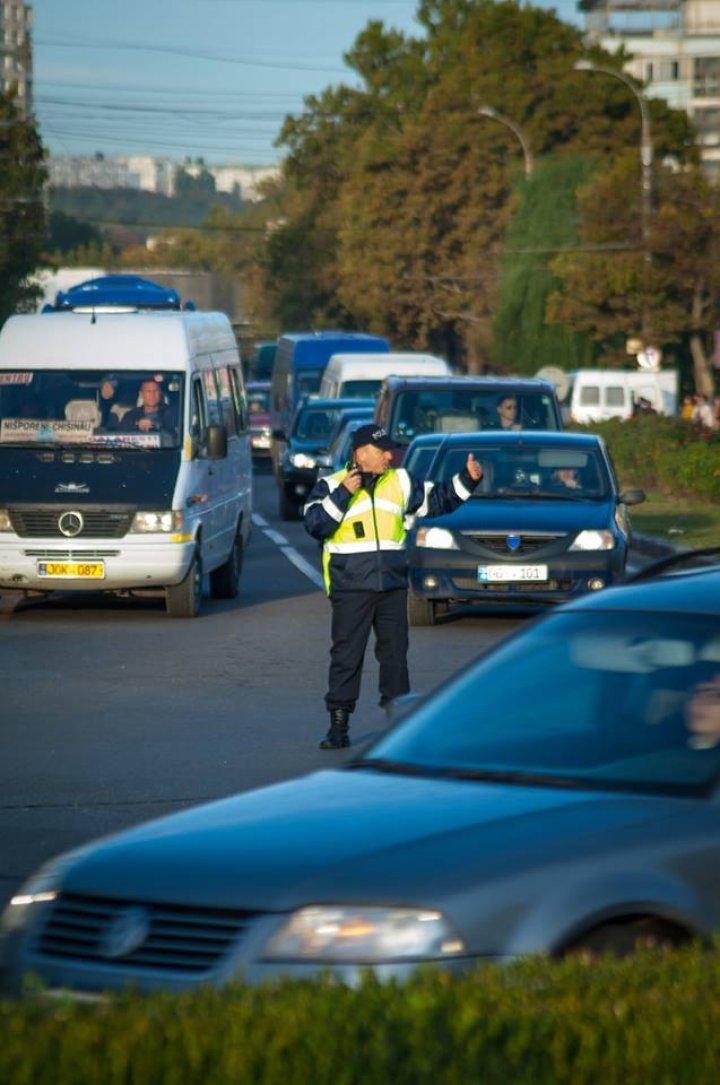 INP: Intersecțiile cele mai aglomerate unde vor fi prezenți polițiștii