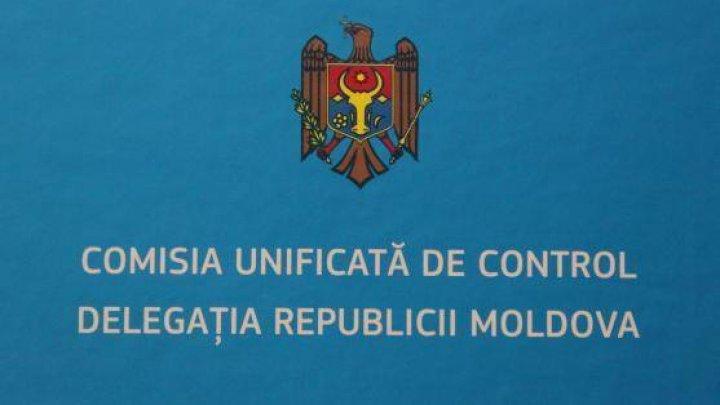 Libera circulaţie a reprezentanţilor Misiunii OSCE în Moldova în atenţia Comisiei Unificate de Control
