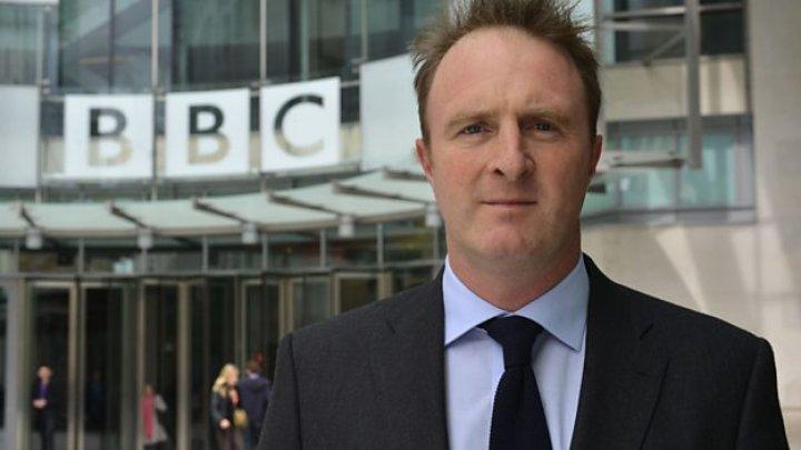 BBC VA RĂMÂNE fără director. Care este cauza demisiei lui James Harding