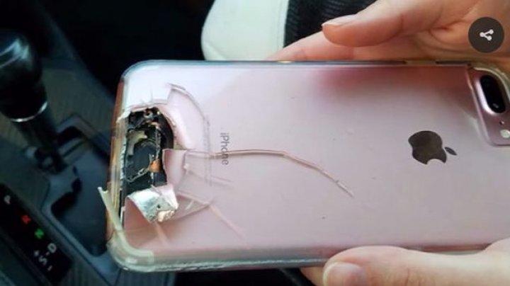Greu de crezut! Cum a salvat un iPhone viaţa unei femei în atacul din Las Vegas (FOTO)