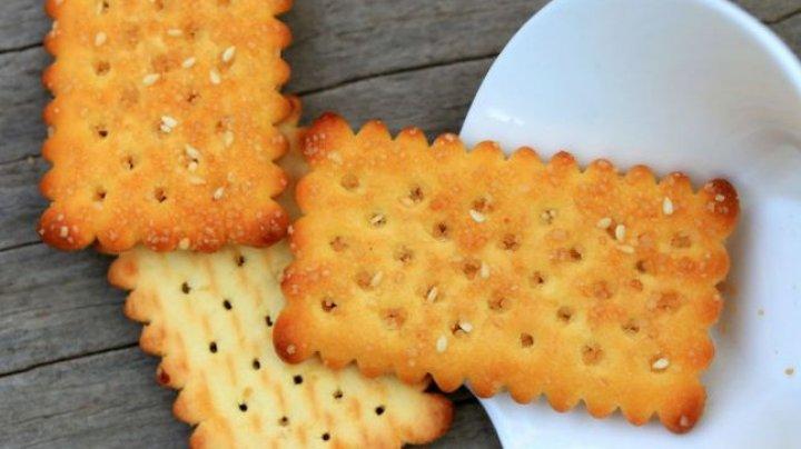 Bine de ştiut! De ce unii biscuiţi au găurele şi care este rolul lor