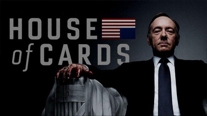 Serialul House of Cards a fost anulat după mărturisirea lui Kevin Spacey