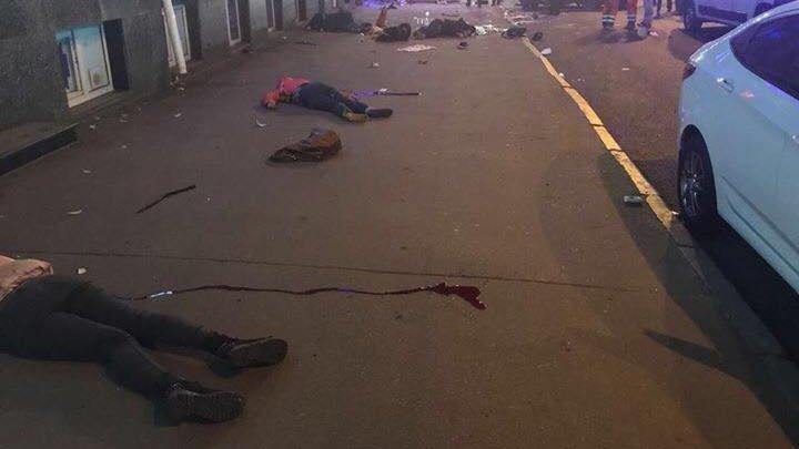Accident CUMPLIT la Harkov! Şase oameni au fost ucişi de fiica unui oligarh ucrainean (VIDEO/FOTO 18+)