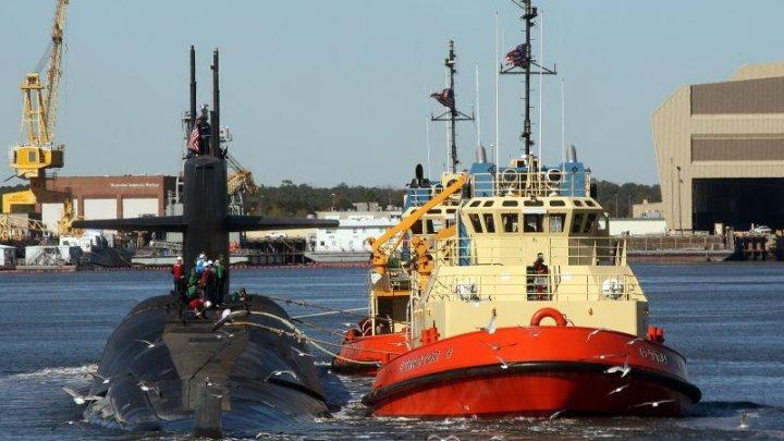 Doi marinari americani au murit în urma unei supradoze de cocaină într-o bază pentru submarine