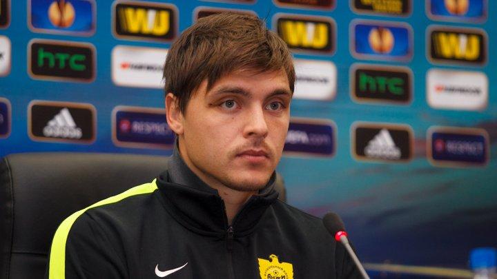 Alexandru Epureanu, desemnat CEL MAI BUN FOTBALIST moldovean în 2018