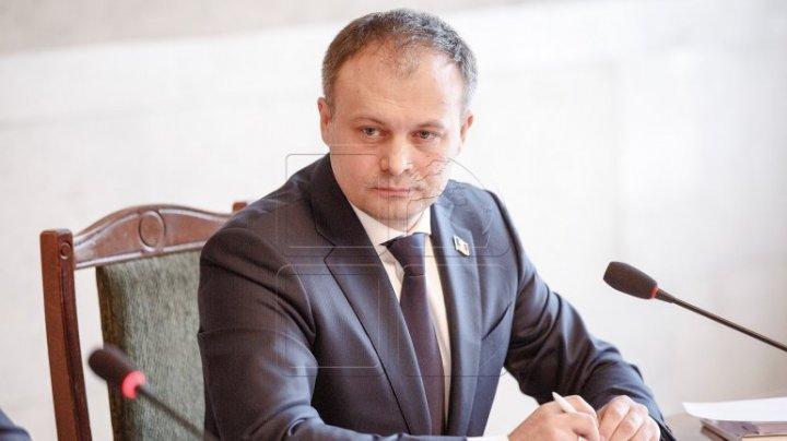 Andrian Candu: Dacă Legea Supremă va fi modificată, cetăţenii vor primi garanţii că această orientare nu va fi deturnată