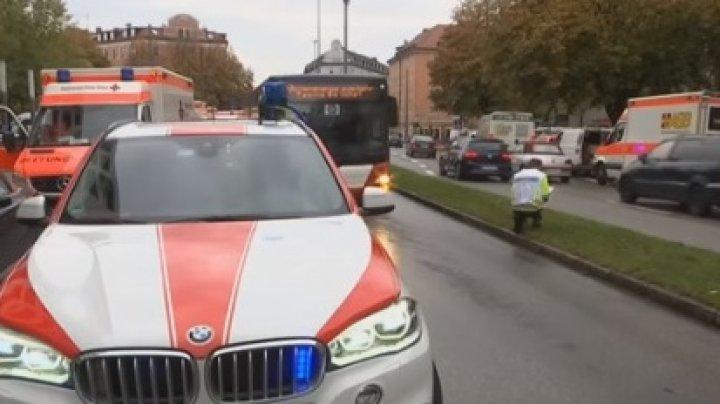 Atacul de la Munchen: Un român a fost rănit şi a primit îngrijiri medicale