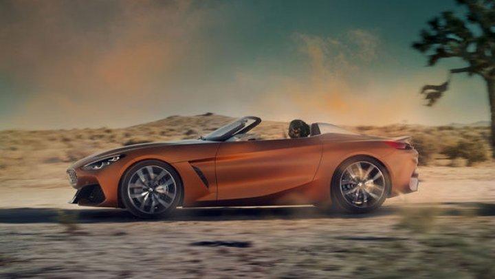 BMW promite un Z4 M40i cu cel puțin 335 de cai putere