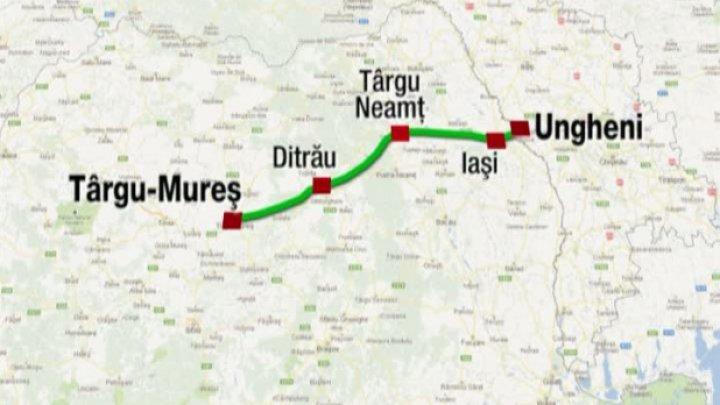 Autostrada Unirii, primul pas făcut. Senatul Român a dat aviz pozitiv pentru demararea lucrărilor