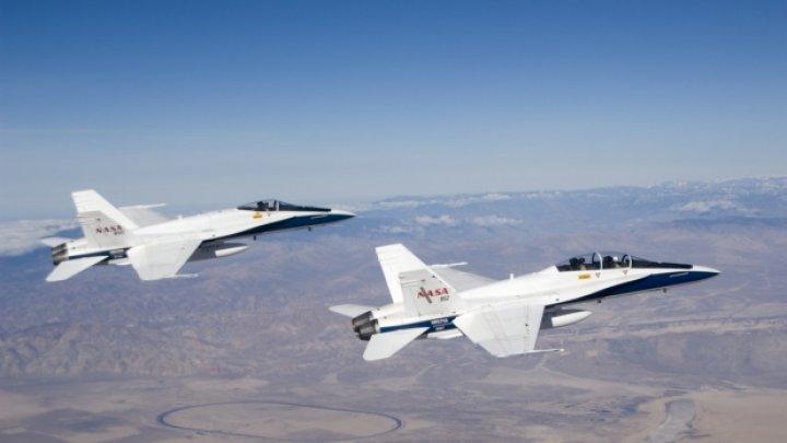 Moscova acuză: Avioane militare americane, în apropiere de frontierele Rusiei, deasupra Mării Negre