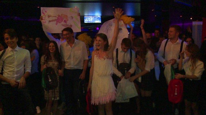 Balul Bobocilor 2018 la USM. Cine sunt câştigătorii din acest an