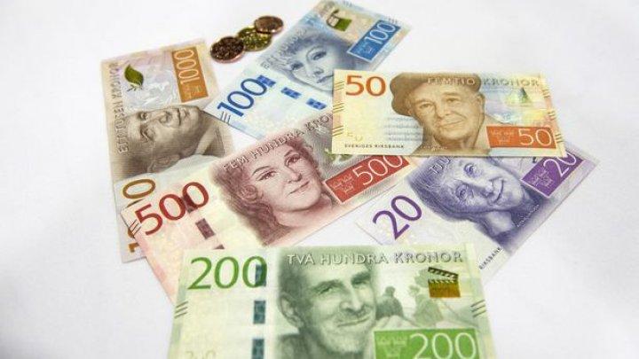 Până în anul 2023, Suedia va deveni prima țară din lumea fără cash. Care este motivul