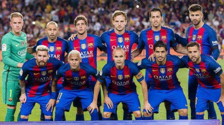 Un fotbalist a semnat contract pe viaţă cu FC Barcelona