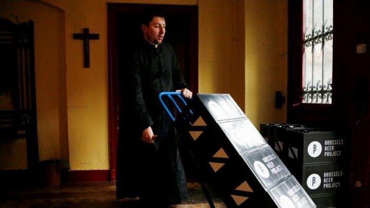 Ce vrea să facă o biserică din Bruxelles ca să-şi atragă enoriaşii