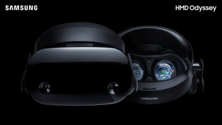 Samsung a anunţat prima sa cască pentru realitate virtuală compatibilă cu platforma Windows Mixed Reality